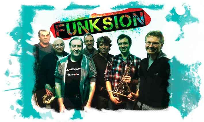 Funksion 2014, Musikprojekte: Funk-Rock-Jazz aus Frankfurt-Funksion