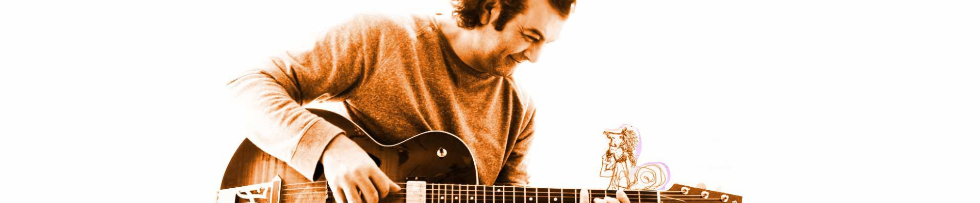 Jo Savin - Gitarrist